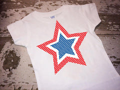 4th of July Star Shirt
