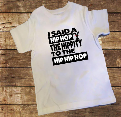 Hippy to the Hop Shirt