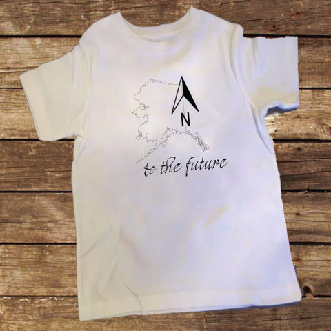 Alaska North to the Future Shirt