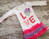 Love Tunic with Bow