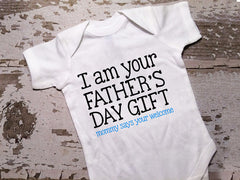 I Am Your Fathers Day Gift Shirt