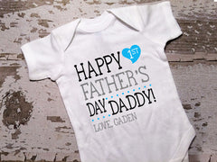 Personalized Happy Fathers Day Shirt