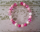 Pretty Pretty Princess Chunky Bead Necklace