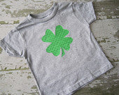 Clover St. Patrick's Day Shirt