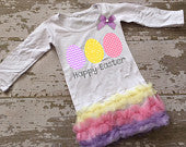 Easter Tunic Dress with Bow