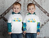 Double Trouble Twin Shirt Set
