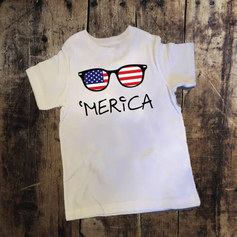 'Merica 4th of July Shirt