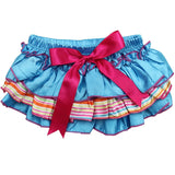 Garden Party Bloomers, Ruffled Legwarmers and Headband Set
