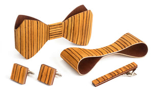 Zebrawood Collection