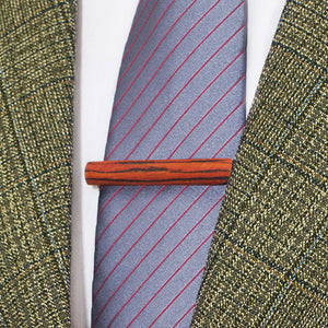 Tie Clip - Rosewood - Bug Wooden Accessories - 1