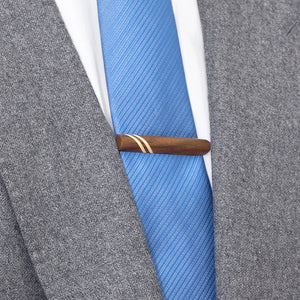 Tie Clip - Walnut - Bug Wooden Accessories - 1