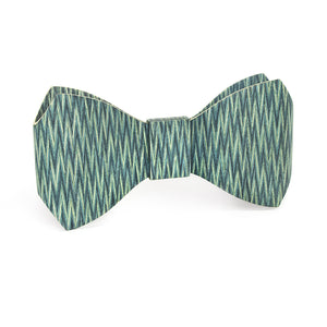 Bow Tie - Code Blue - Bug Wooden Accessories - 1