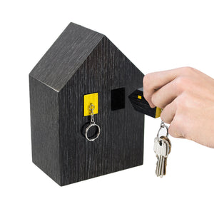 Key Holder with Two Windows