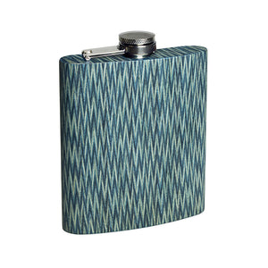 Wooden Flask - Code Blue - Bug Wooden Accessories - 1