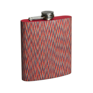 Wooden Flask - Code Red - Bug Wooden Accessories - 1