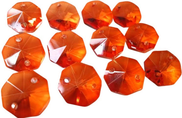Orange Crystals