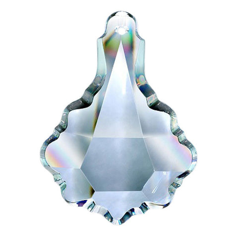 63mm Pendalogue Clear #902 Asfour 30% Full Lead Crystal Chandelier Prism - ChandelierDesign