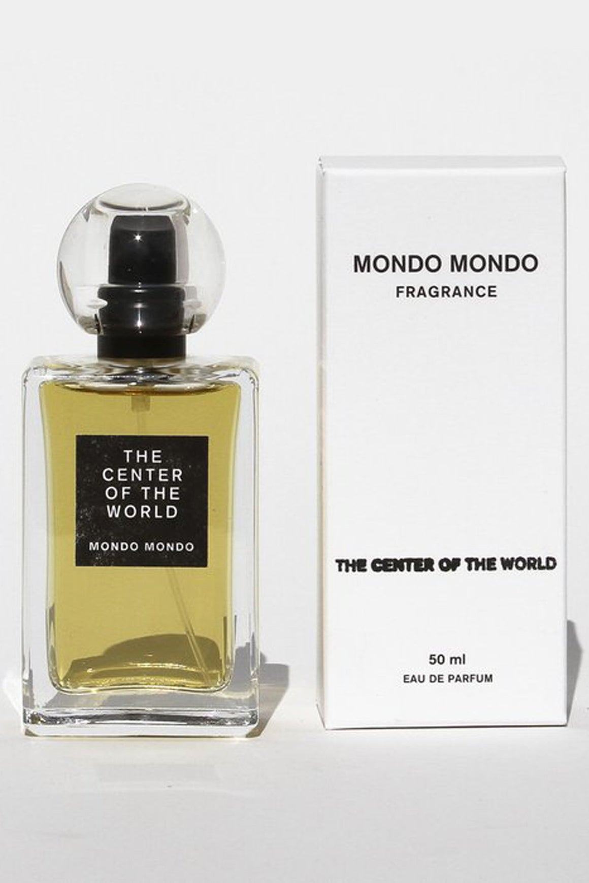 Mondo Mondo Center of the World Fragrance