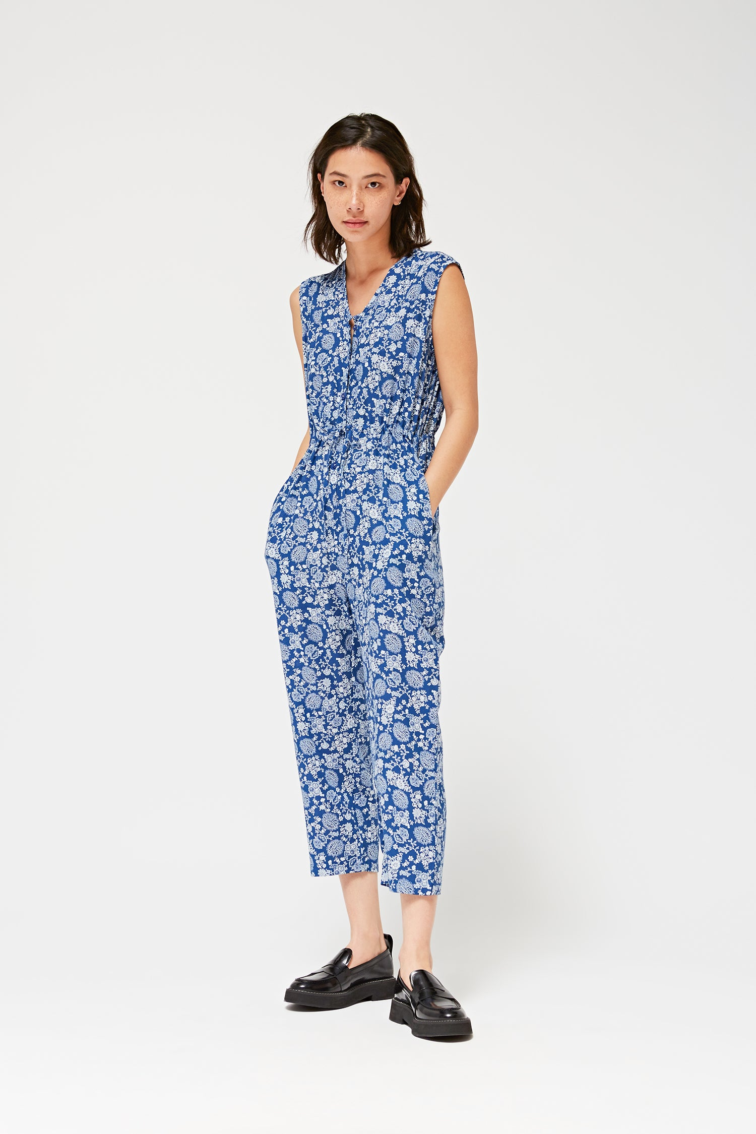 0842d2e3c935 Georgia Jumpsuit - LACAUSA Clothing