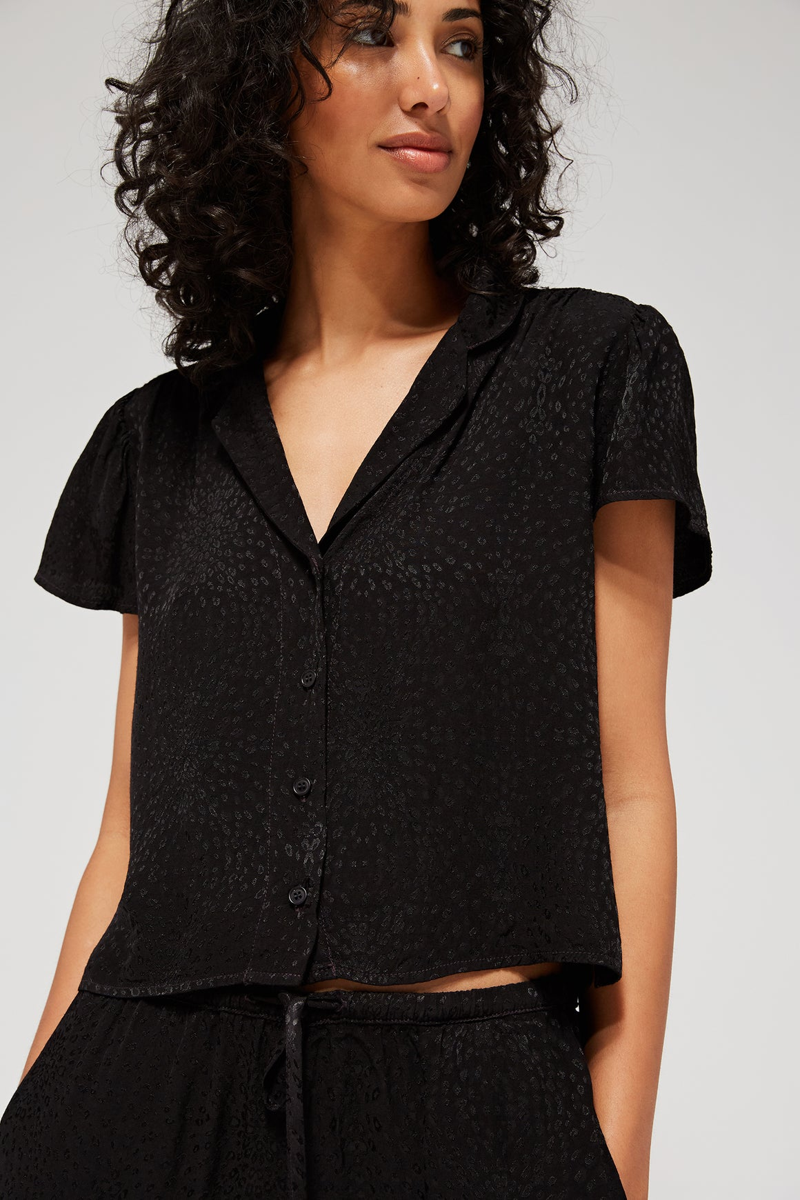 Jacquard Margot Top