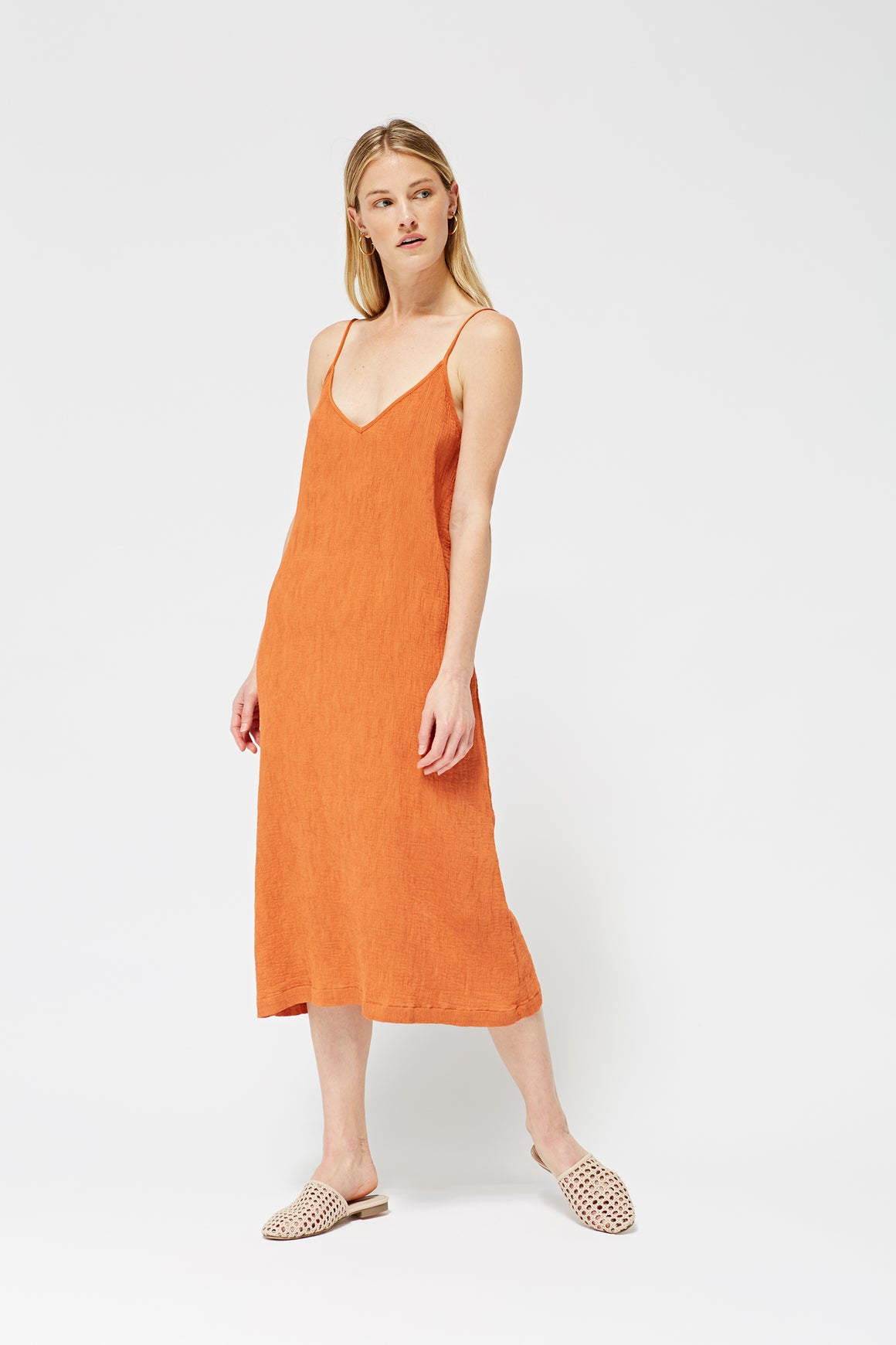 Spice Slip Dress