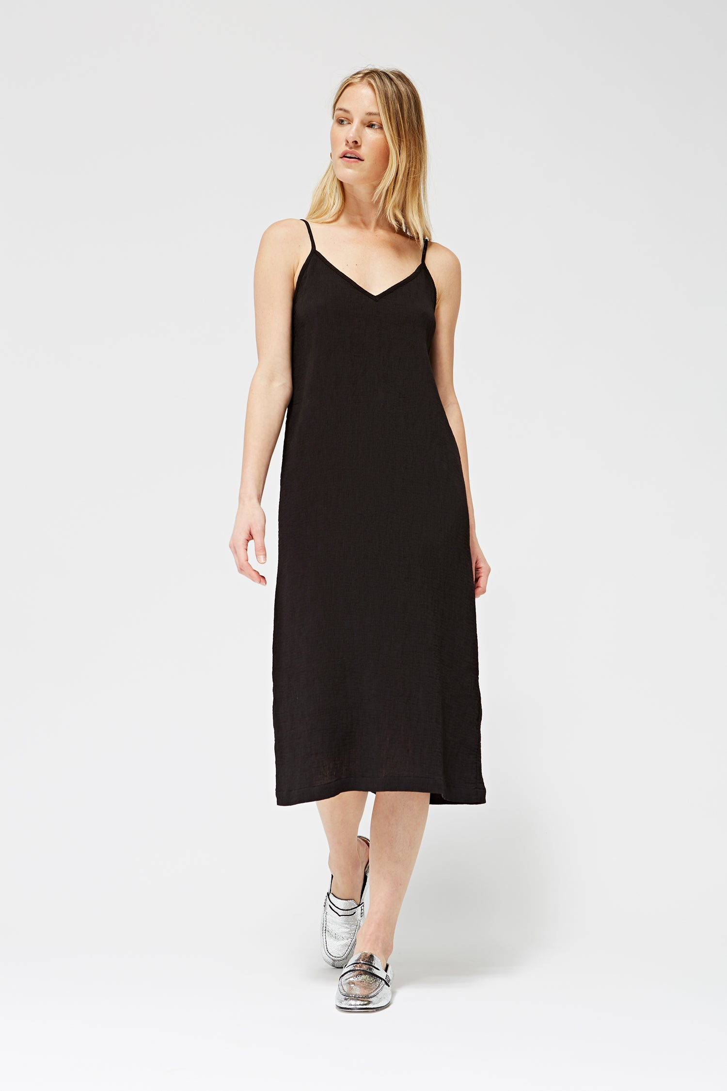 8b015e4a701a Spice Slip Dress - LACAUSA Clothing