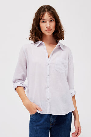 Super Fine Parker Button Up