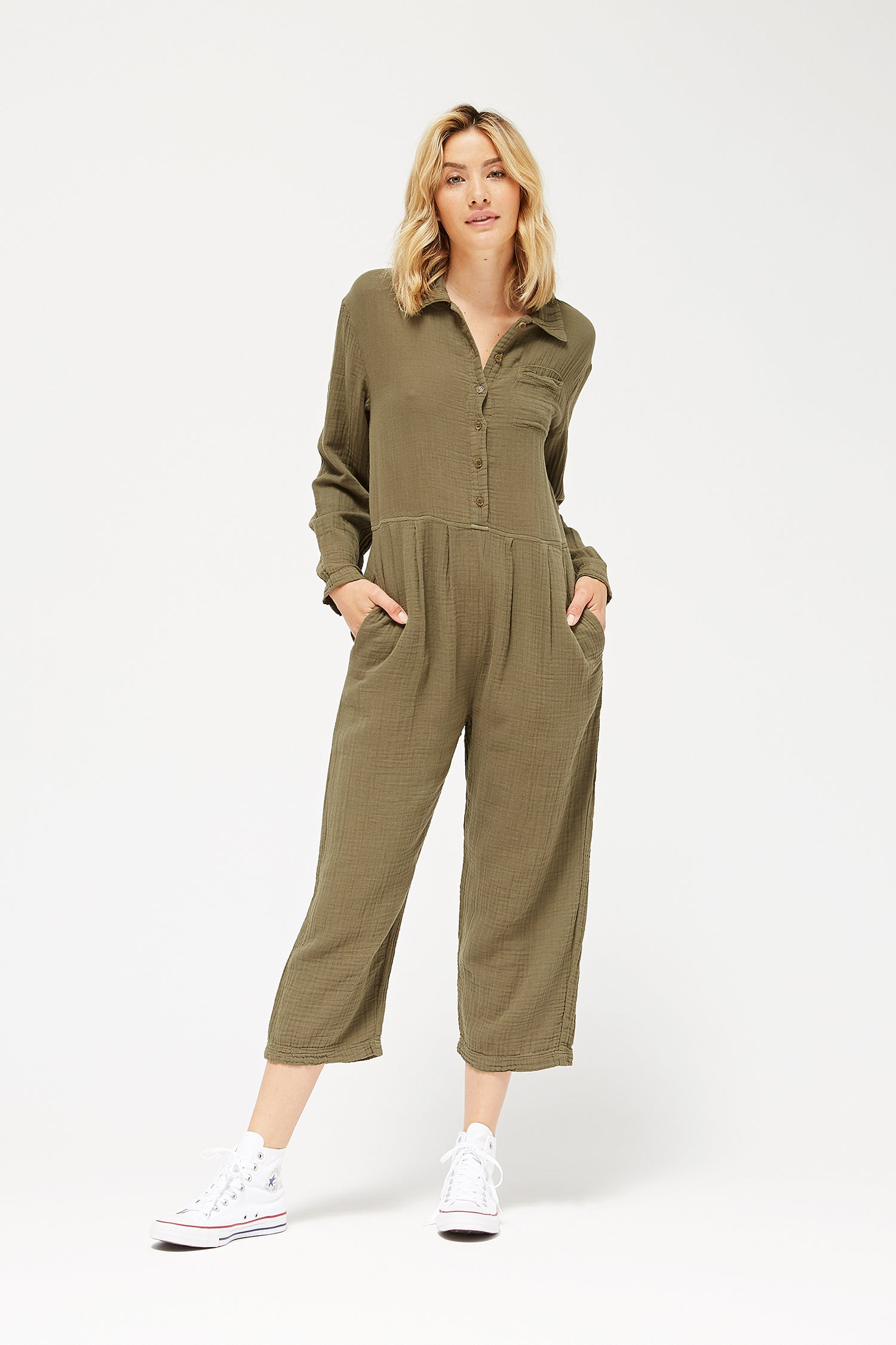 2aec4afa25c Jumpsuits - LACAUSA Clothing