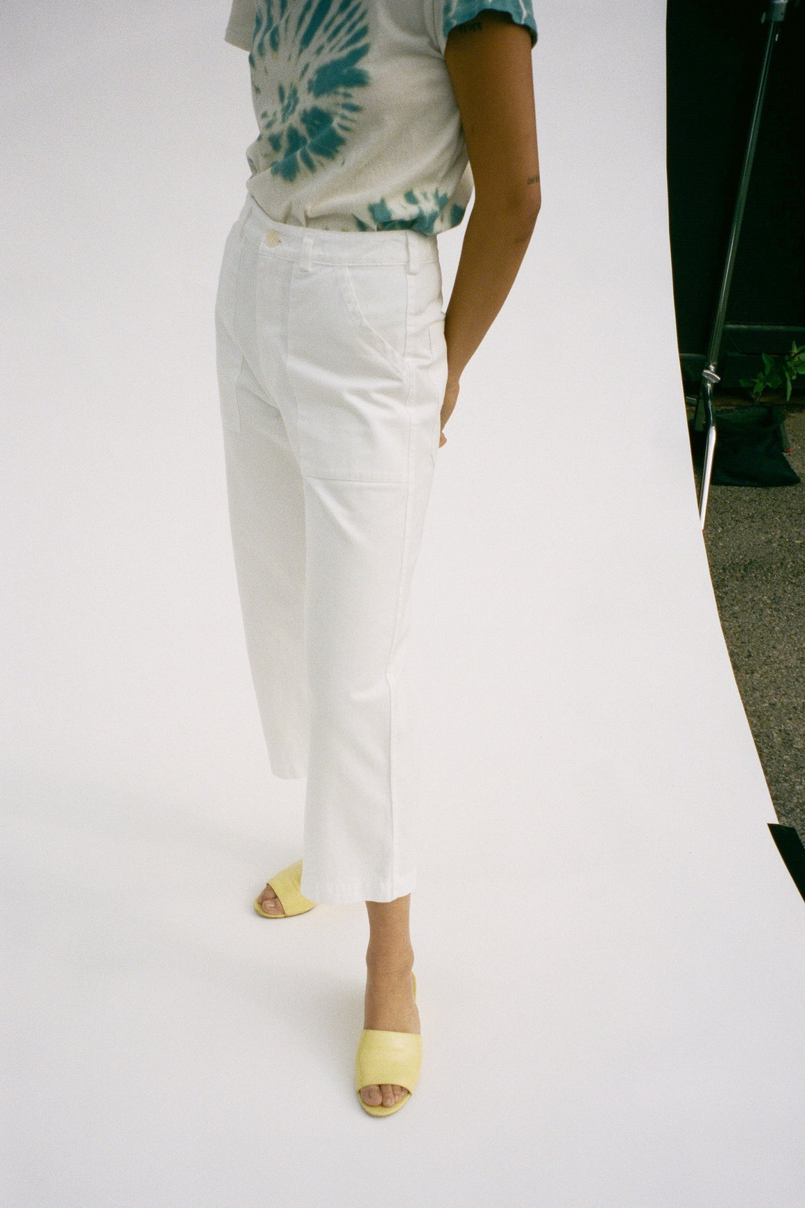 Brushed Stella Trousers