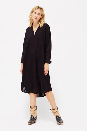 Doe Shirtdress