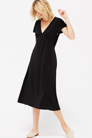 Georgette Vivien Dress