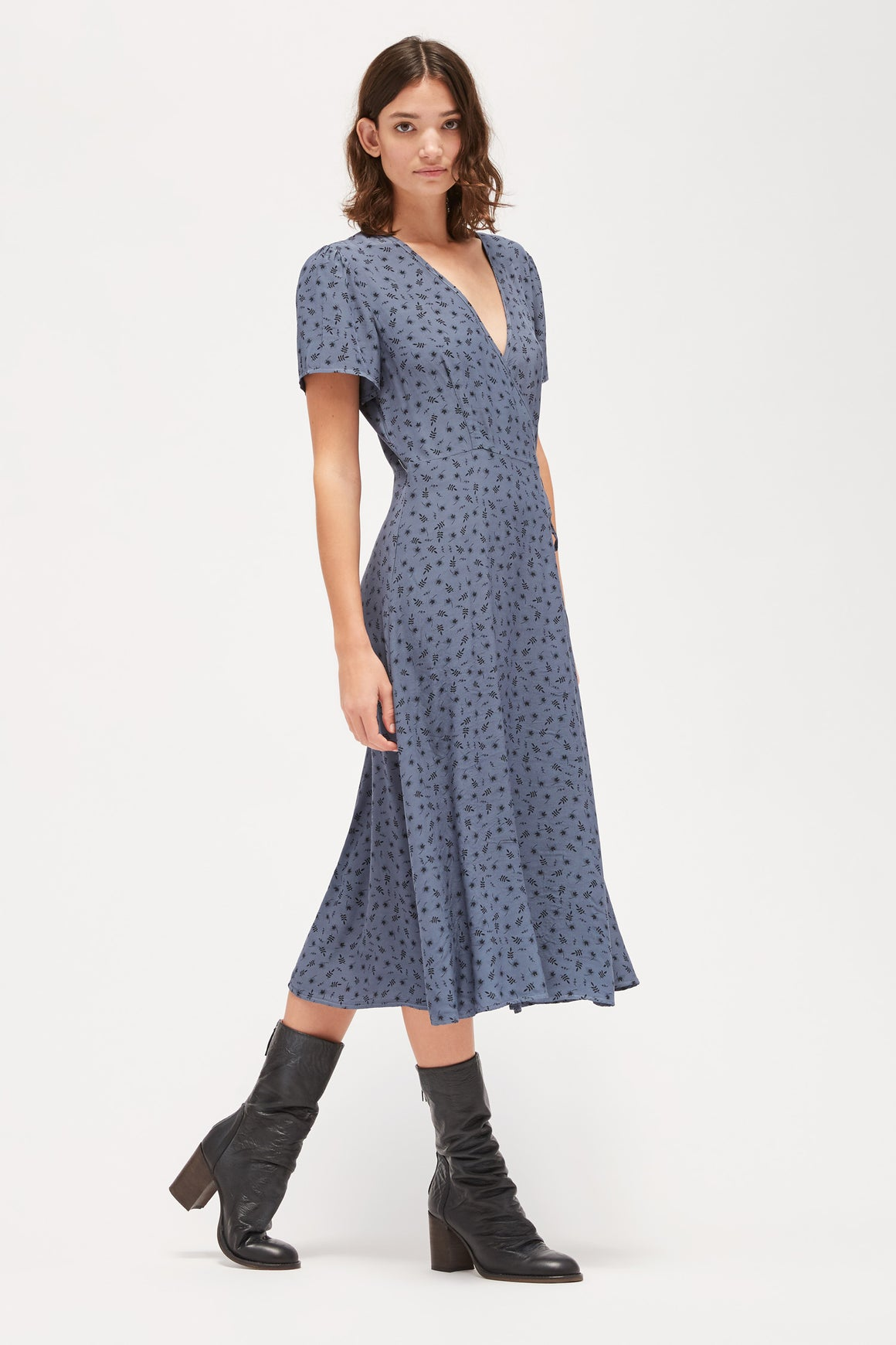 Georgette Tallulah Dress