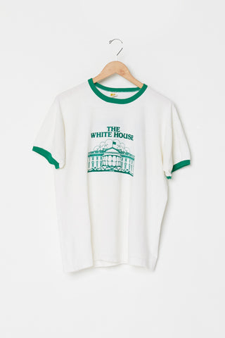 The White House Vintage T