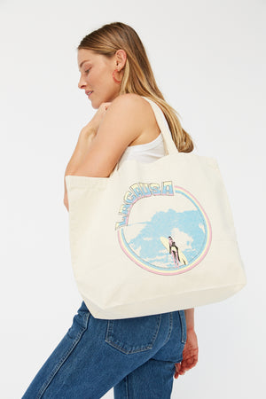 LACAUSA Tote Bag