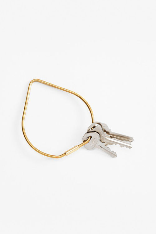 Drop Key Ring