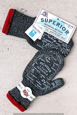 Wholesale SUPERIOR MICHIGAN MITTENS