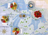 Great Lakes Table Cloth size 60 x 84