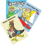 "Wholesale ""Old Maid in Michigan"" Playing Cards"