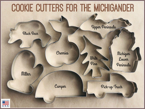 WHOLESALE Cookie Cutters for the Michigander