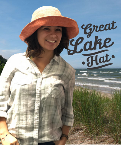 GREAT Lake Hat