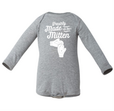 Freshly Made in the Mitten Baby Onesie