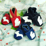Soft Leather Peninsula Baby Shoes