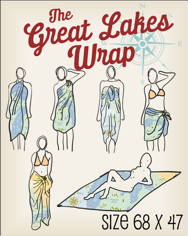 Wholesale Great Lakes Wrap