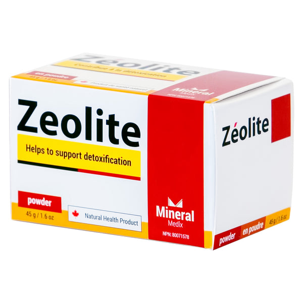 Zeolite - High Power Detox