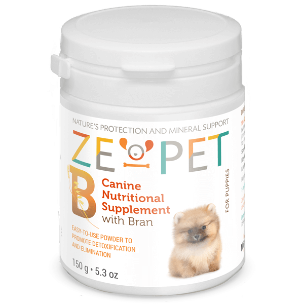 ZeoPet B for Puppies