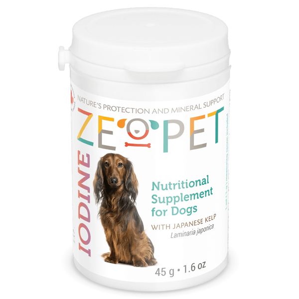 ZeoPet Iodine for Dogs