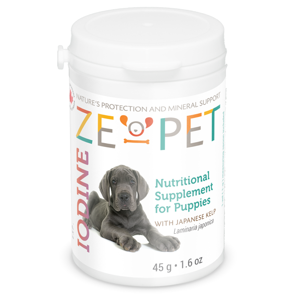 ZeoPet Iodine for Puppies