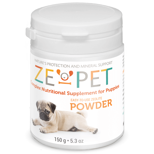 ZeoPet for Puppies