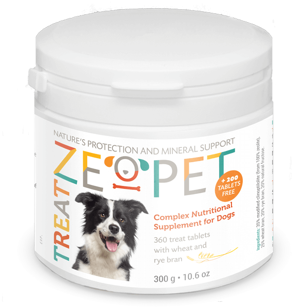 ZeoPet Treat for Dogs