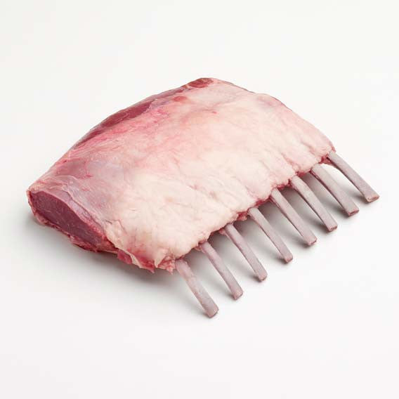 Grass Fed Frenched Australian Lamb Rack 16lbs Grass